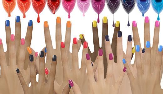 Comment bien choisir la couleur de son vernis formation proth siste ongulaire - Pose original pour photo ...